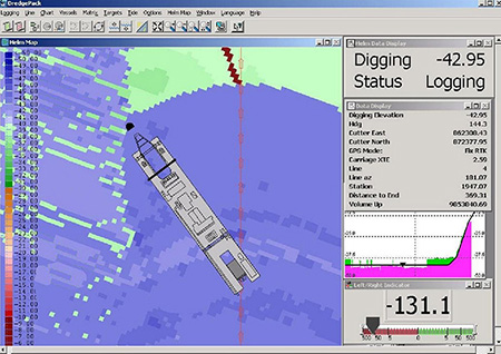DREDGE POSITIONING